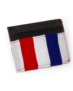 Montreal Canadiens NHL Game-Used Jersey Money Clip Wallet