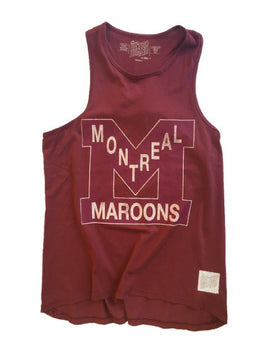 Montreal Maroons Women's Muscle Tank