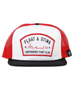 Muhammad Ali Float & Sting Trucker Snapback