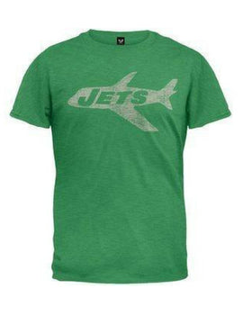 New York Jets Legacy Scrum Tee