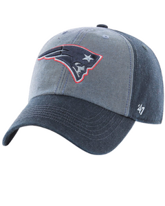 New England Patriots Encoder Franchise Hat