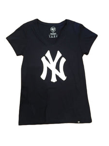 New York Yankees Women's V-Neck