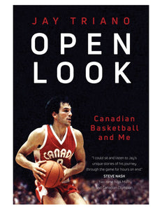 Open Look: Canadian Basketball and Me – Jay Triano
