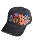 Original Six Iconic Ballcap