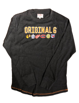 Original Six Owen Long Sleeve