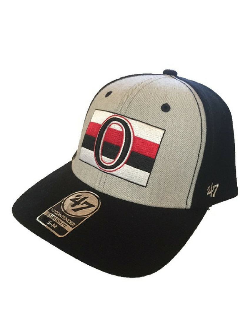 Ottawa Senators Backstop Ballcap
