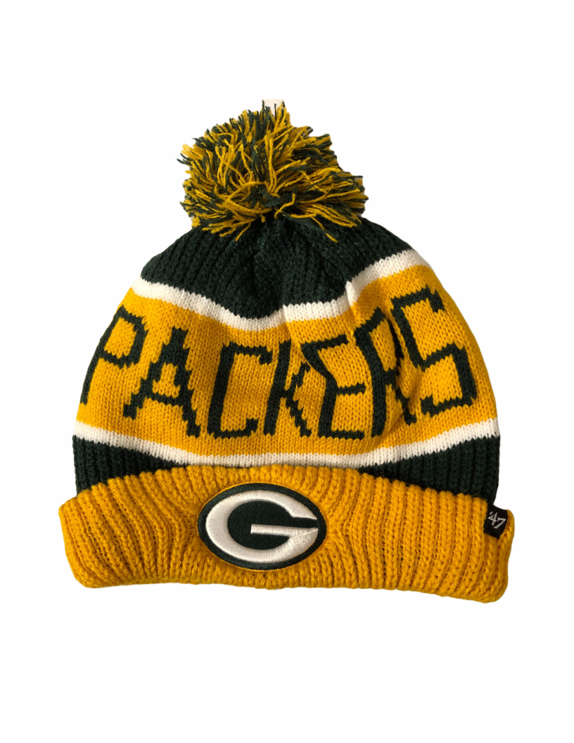 "Green Bay Packers ""Calgary"" Cuff Toque"