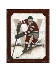 Paine Proffitt 1-of-1 Vancouver Millionaires Painting