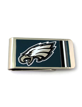 Philadelphia Eagles Metal Money Clip