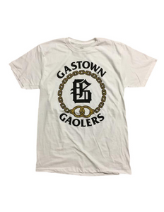 Gastown Gaolers Club Tee (White)