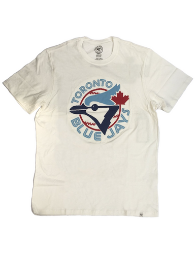 Toronto Blue Jays 1977 Fieldhouse Tee (White)