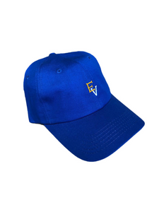 East Van Baseball Dad Hat (Blue)