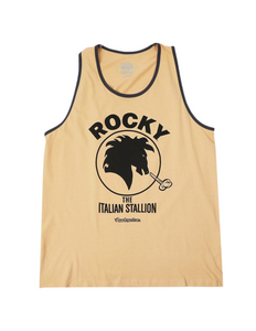 Rocky Balboa Stallion Tank (Wheat)