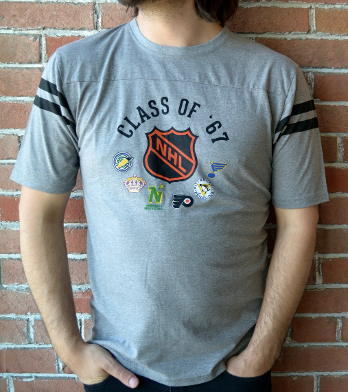 Class of '67 NHL Expansion Crosby Tee