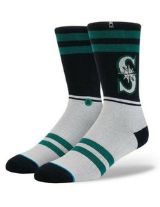Seattle Mariners Instance MLB Team Socks