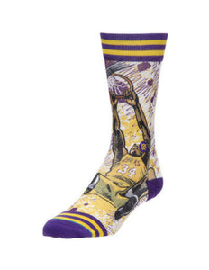 Shaquille O'Neal (Todd Francis) Instance NBA Player Socks