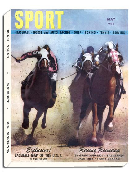 May 1947 SPORT Cover
