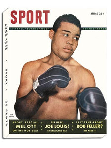 June 1948 SPORT Cover (Joe Louis, Boxing)