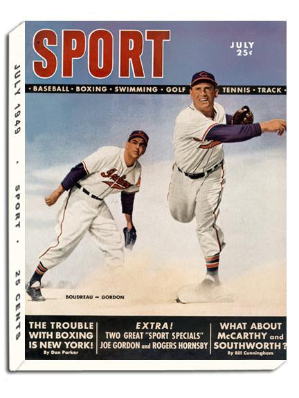 July 1949 SPORT Cover