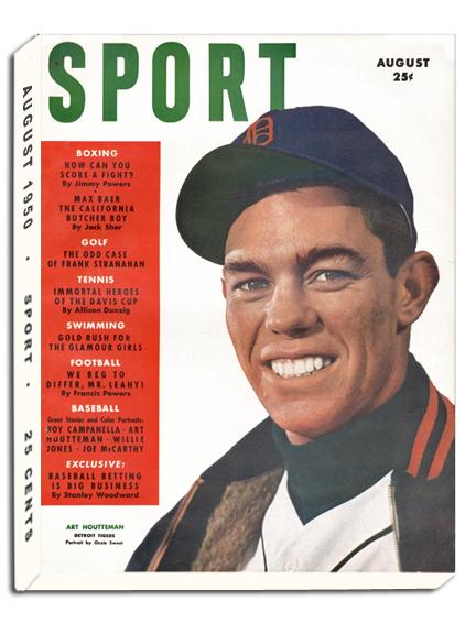 August 1950 Sport Cover