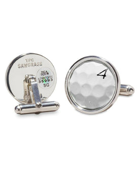 TPC Sawgrass Cuff Links