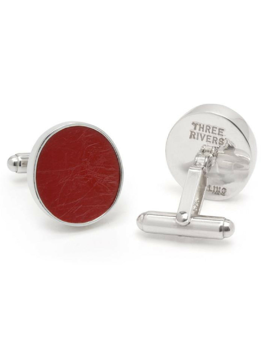 Three River Stadium (Pittsburgh Steelers/Pittsburgh Pirates) Seat Cuff Links
