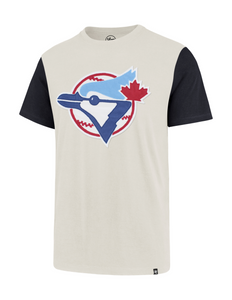 Toronto Blue Jays 1977 Blocked Fieldhouse Tee
