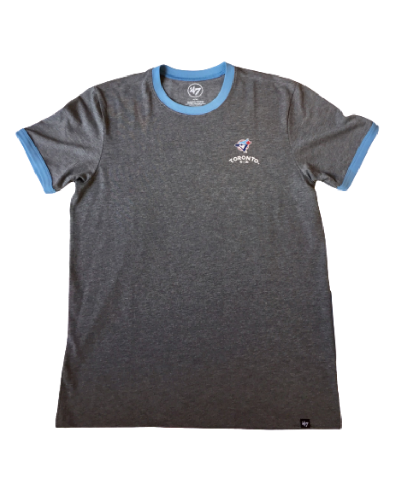 Toronto Blue Jays Rundown Ringer Tee