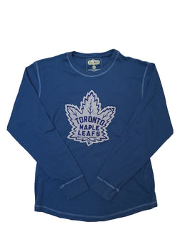 Toronto Maple Leafs Rooted Long Sleeve