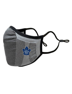 Toronto Maple Leafs Core Logo Adult Pebble Face Mask