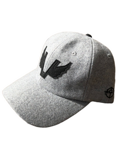 VAC Heather Grey Snapback Hat