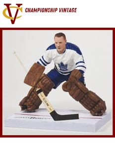 Johnny Bower McFarlane Figurine