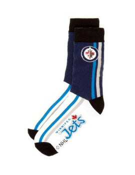 Winnipeg Jets NHL Sportin Styles Socks