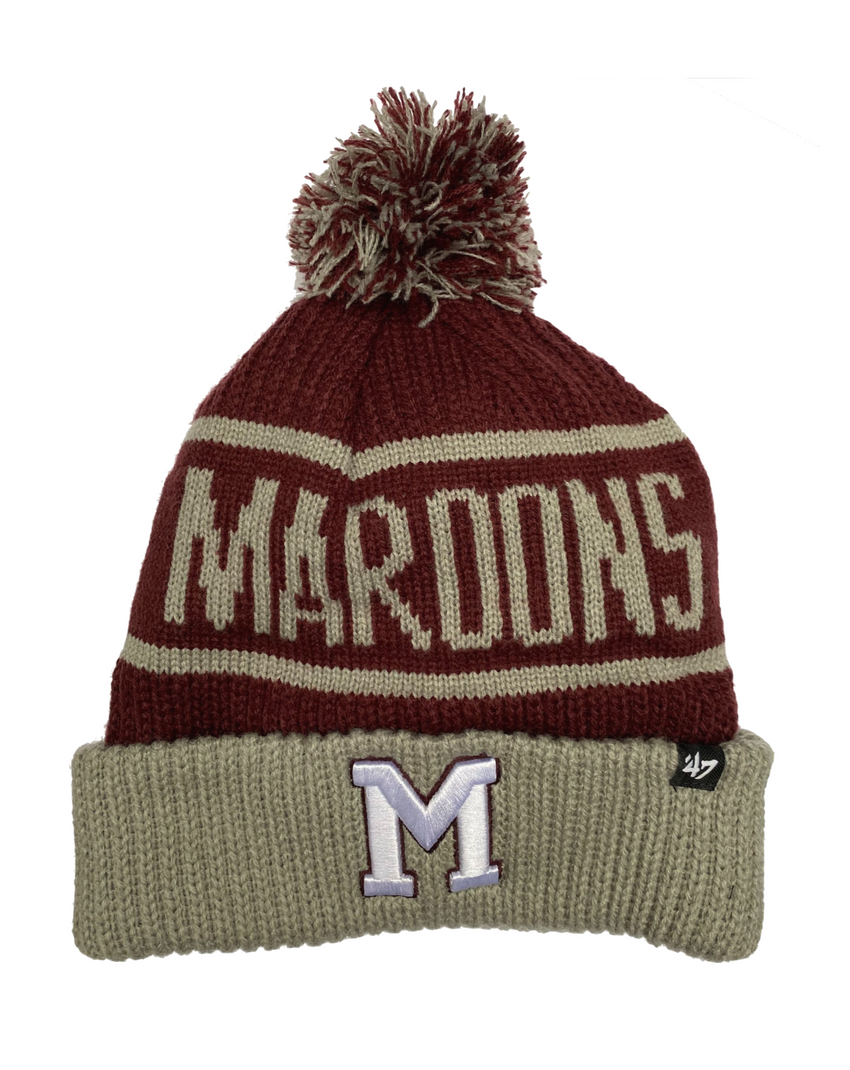 Montreal Maroons Calgary Toque