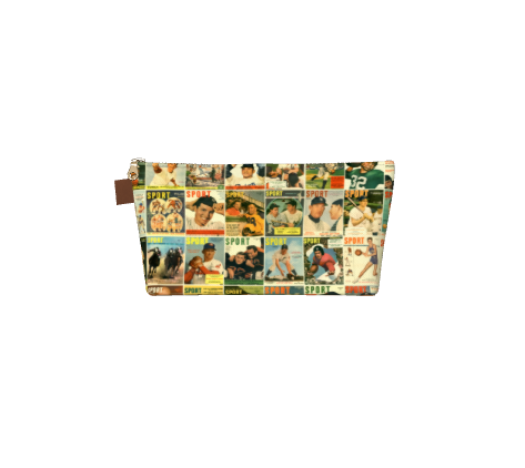 SPORT Magazine Toiletry Bag