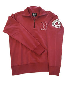 Boston Red Sox Borderland 1/4 Zip Sweater