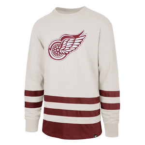 Detroit Red Wings Center Ice Vintage-Inpspired Jersey