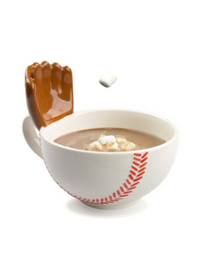 Baseball and Glove Mug