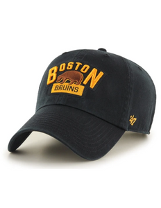 Boston Bruins Clean Up Cap (Alt Logo)