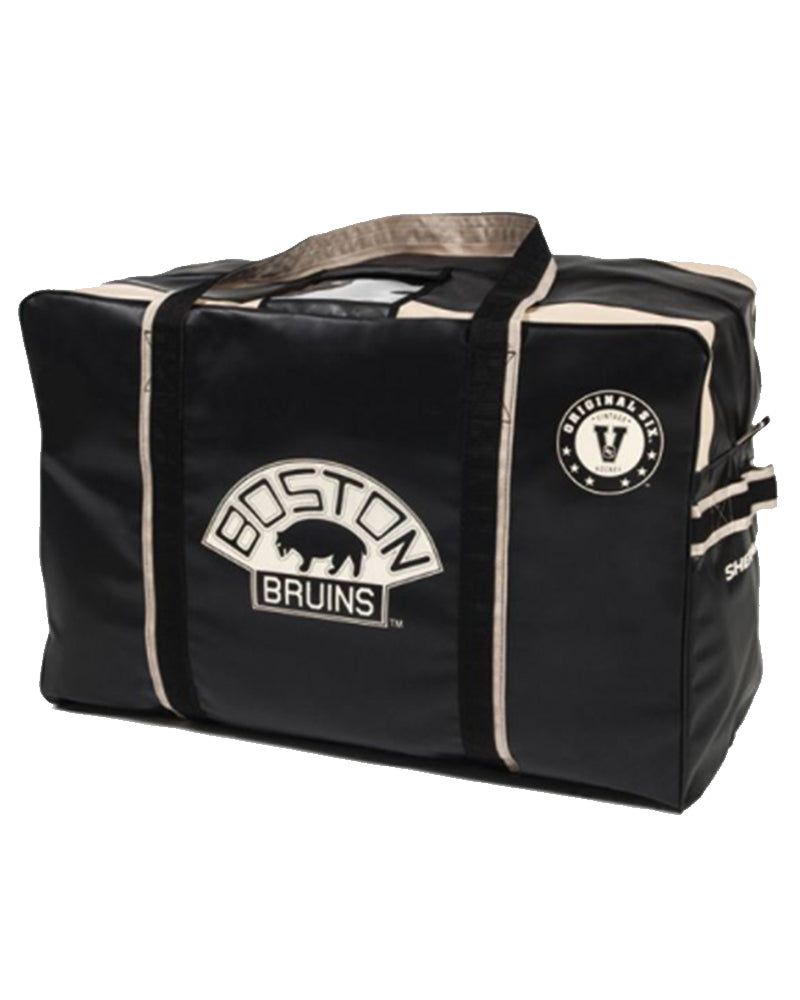 Boston Bruins Vintage Hockey Bag