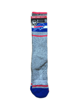 Buffalo Bills Brown Collins Fuse Socks