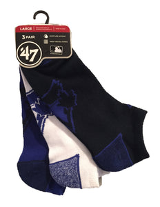 Toronto Blue Jays Blade 3PK Socks