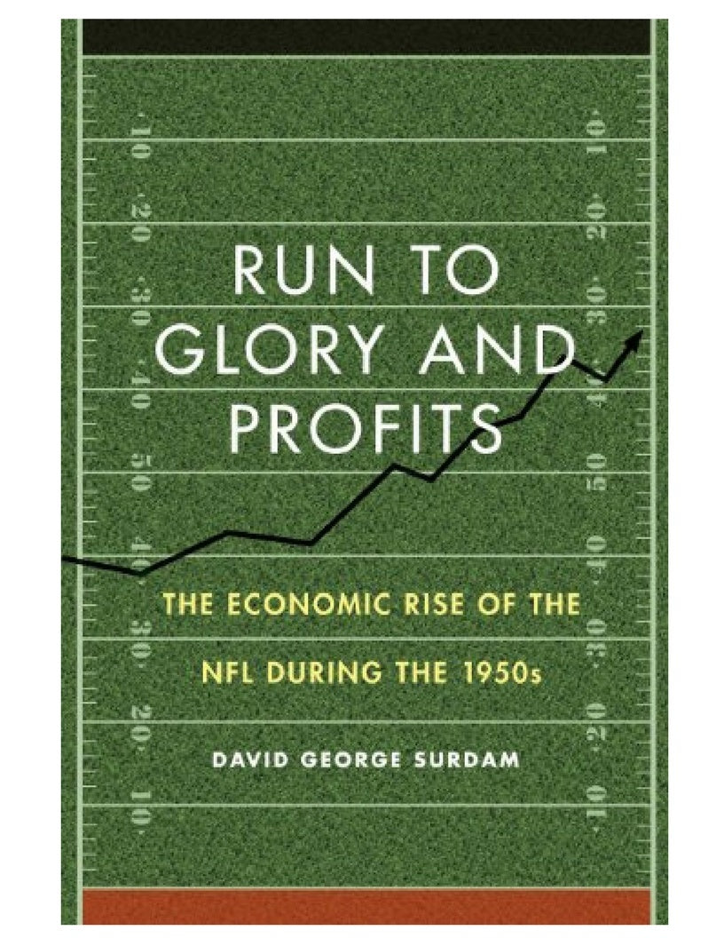 Run to Glory and Profits - David George Surdam