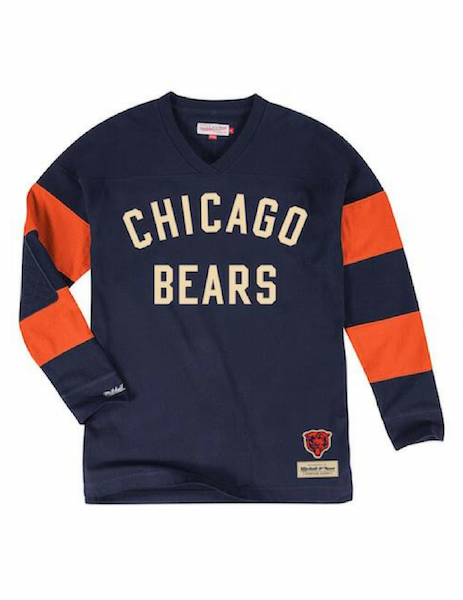 Chicago Bears Field Goal Long Sleeve