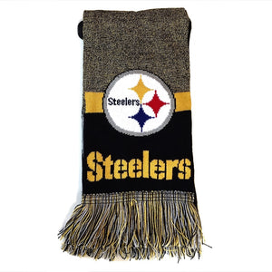 Pittsburgh Steelers Mens Fan Scarf