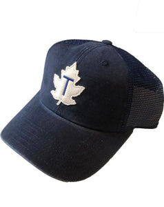 Toronto Maple Leafs 1960s Baseball Team Mesh Archive Ballcap