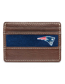 New England Patriots ID Card Case