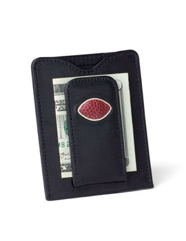 Game-Used NFL Football Money Clip
