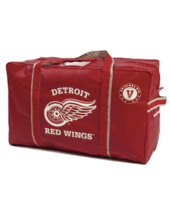 Detroit Red Wings Vintage Hockey Bag