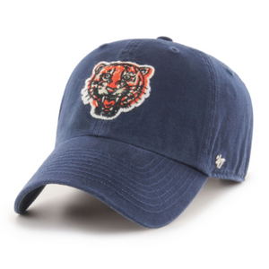 Detroit Tigers McLean Cooperstown Clean Up Hat
